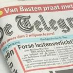 De Telegraaf v.a. € 2,50